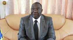 Le président centrafricain a