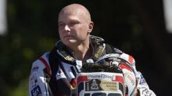 Un motard belge se tue au
