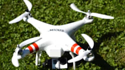 WATCH: Drones Deployed To Sell Luxury