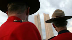 Mountie Recovering After Being Run