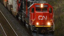 Au moins trois wagons d'un train du CN déraillent au Nouveau-Brunswick: aucune