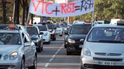 Des taxis attaquent des VTC: deux cas dénoncés sur