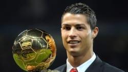 Le Ballon d'Or va à Cristiano Ronaldo