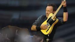 Il sèche l'école pour voir Bruce Springsteen... et finit sur scène avec
