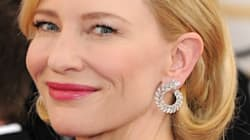 LOOK: Cate Blanchett's Back-Baring Dress Is A Sight To