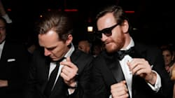 Benedict Cumberbatch Has A Dance-Off With Michael