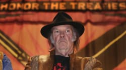 Neil Young Calls Canada's Leadership