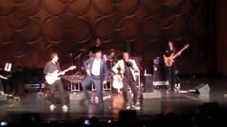 Mitt Romney danse le Gangnam Style... quelques secondes