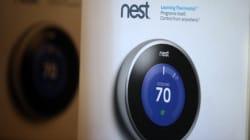 Google se lance dans les thermostats