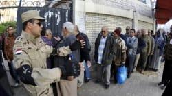 Les Égyptiens votent pour une nouvelle
