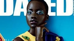 Lupita Nyong'o's First UK Fashion