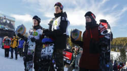 WATCH: Snowboarding Superstar To Represent