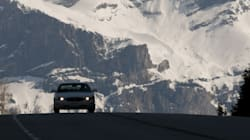 Highway Reopens Following Avalanche