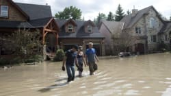 Flood Evacuees