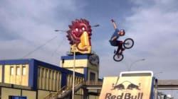 L'ultima spettacolo targato Red Bull (VIDEO,