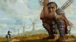 Terry Gilliam sur le point de réaliser son Don Quichotte, image à