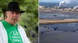 WATCH: The Oilsands Film He's Showing Tour
