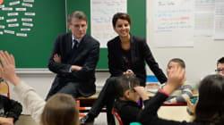 Peillon détaille sa réforme de l'éducation