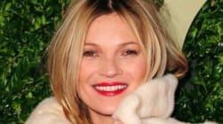 Kate Moss célèbre ses 40 ans aujourd'hui