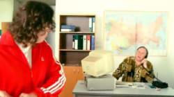Les premières images de Depardieu dans une série