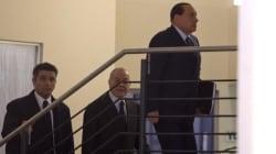 Renzi e Berlusconi si incontrano nella sede del Pd (DIRETTA VIDEO,