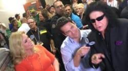 Gene Simmons' Truck Auction Raises Big Money For Canadian