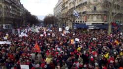Avortement : quelques milliers de manifestants pro-vie défilent à
