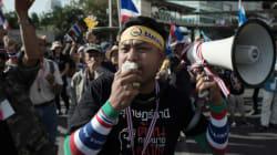 Thaïlande: nouvelle attaque contre des manifestants antigouvernement, 28