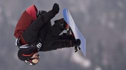 Planche à neige: Maxence Parrot et Charles Reid iront à Sotchi