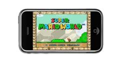 Super Mario bientôt sur tablettes et smartphones