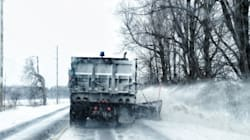Snow-Clearing Dump Truck 1, Suspected Car Thief