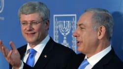 Harper, Netanyahu Agree To