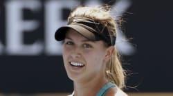 Qui est Eugénie Bouchard, la sensation canadienne de l'Open