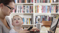 Overwhelmed: Moms Are Too Busy to Work, Love and