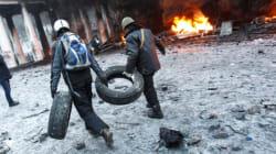 Ukraine: les violents affrontements rebattent les