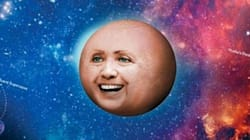 La planète Hillary fait rire le