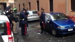 Hollande au Vatican: une bombe artisanale explose à