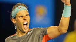 Internationaux d'Australie: Rafael Nadal passe en finale en battant Roger