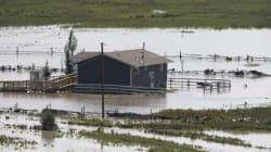 A Little Bit Of Good News For High River Flood