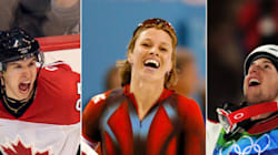 Top 10 Canadian Winter Olympic