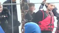 Victoria Clipper Ferry Thief