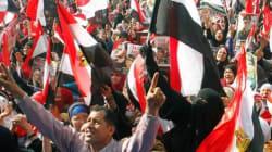 Un 25 janvier, place Tahrir - Michel