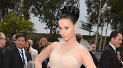 Katy Perry Wears Music On Her.