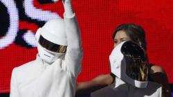 Grammy, Daft Punk in trionfo