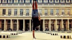Il visite Paris sur une seule