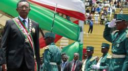 Il presidente del Madagascar copia il
