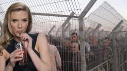 Comment Scarlett Johansson s'est retrouvée au cœur du conflit