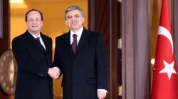 Adhésion de la Turquie: Hollande promet un référendum... d'ici