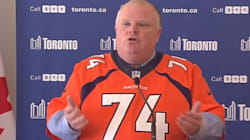 Rob Ford's Super Bowl