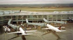 Airport Detainee Dies In